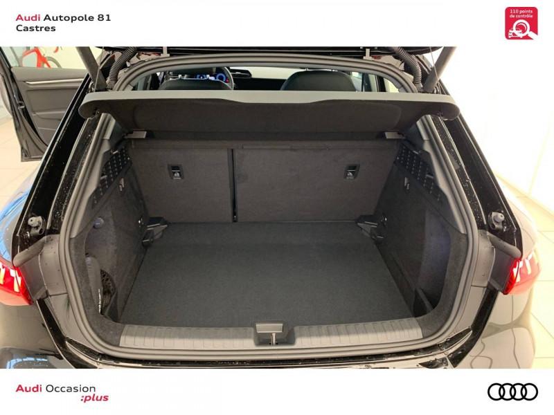 Audi A3 Sportback A3 Sportback 30 TFSI 110 S tronic 7 Design 5p Noir occasion à Castres - photo n°11