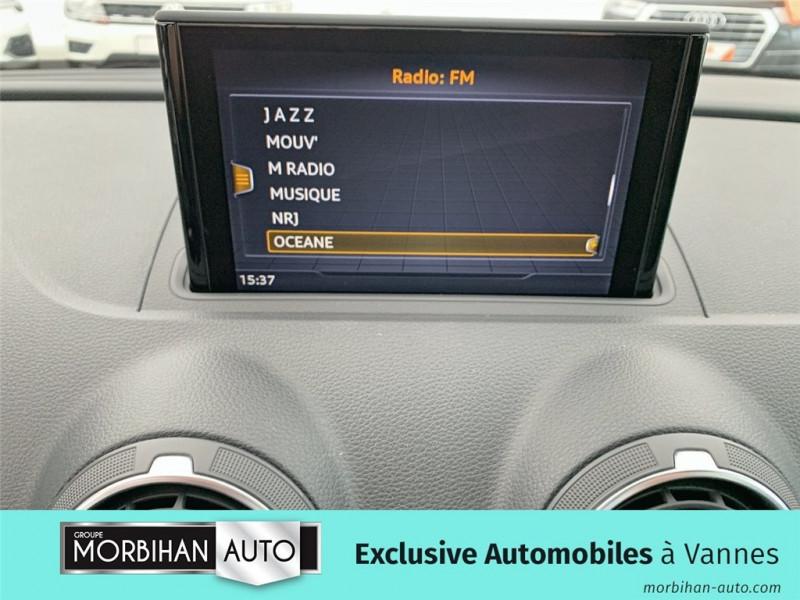 Audi A3 Sportback A3 Sportback 30 TFSI 116  occasion à Vannes - photo n°9