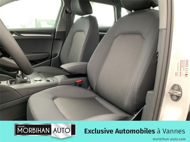 Audi A3 Sportback A3 Sportback 30 TFSI 116  occasion à Vannes - photo n°20