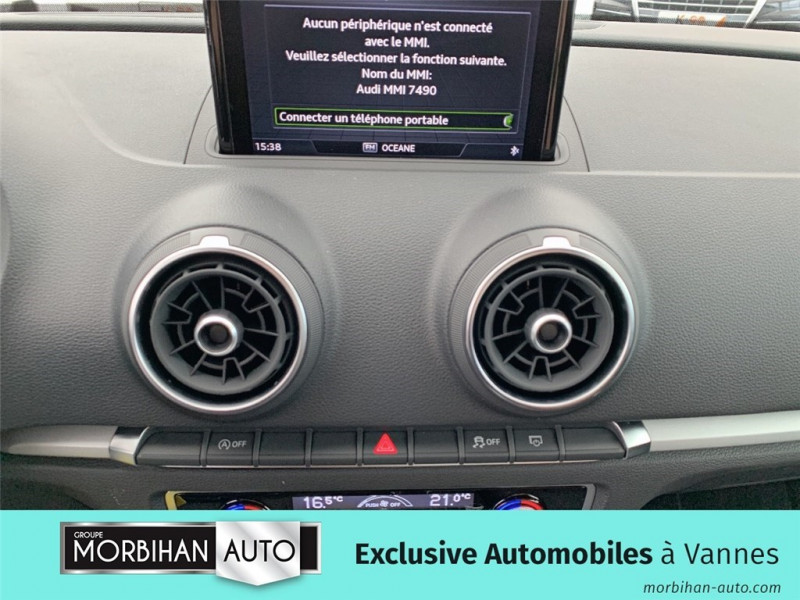 Audi A3 Sportback A3 Sportback 30 TFSI 116  occasion à Vannes - photo n°13