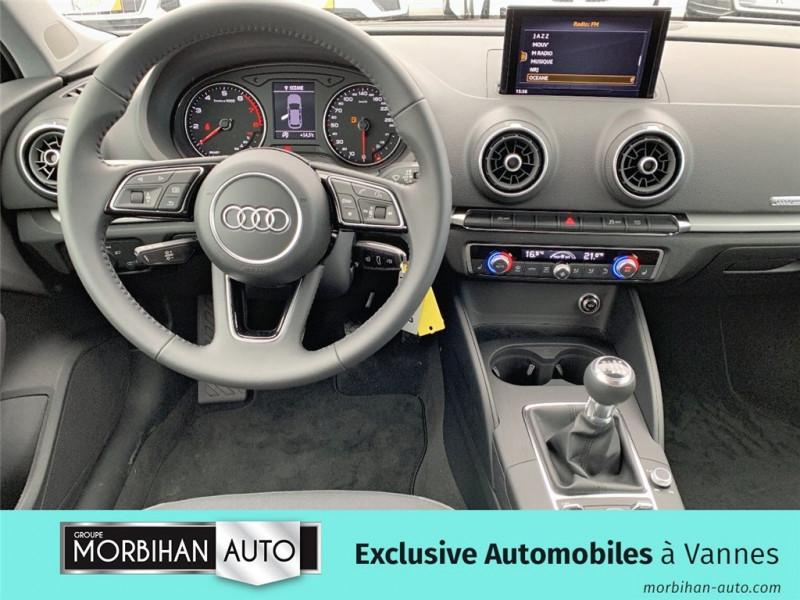 Audi A3 Sportback A3 Sportback 30 TFSI 116  occasion à Vannes - photo n°3