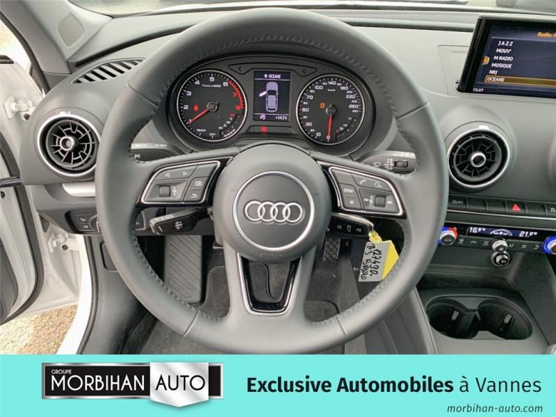 Audi A3 Sportback A3 Sportback 30 TFSI 116  occasion à Vannes - photo n°7