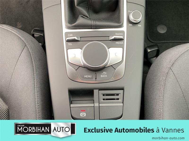 Audi A3 Sportback A3 Sportback 30 TFSI 116  occasion à Vannes - photo n°12