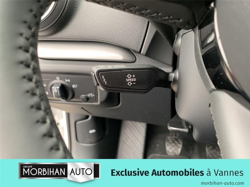Audi A3 Sportback A3 Sportback 30 TFSI 116  occasion à Vannes - photo n°17