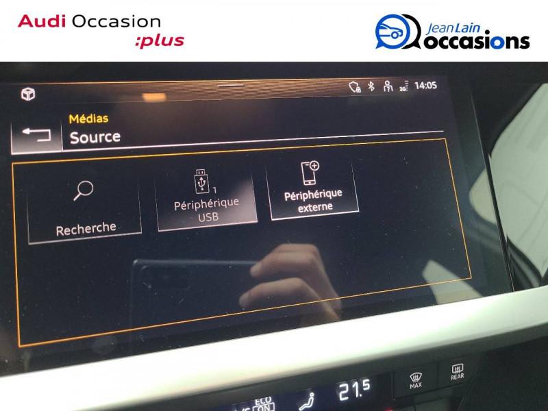 Audi A3 Sportback A3 Sportback 35 TDI 150 S tronic 7 Design 5p  occasion à Cessy - photo n°16