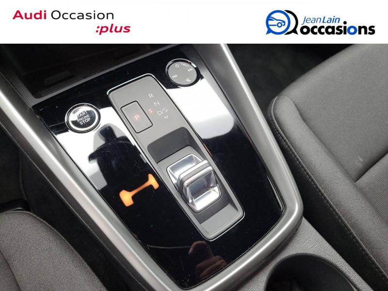 Audi A3 Sportback A3 Sportback 35 TDI 150 S tronic 7 Design 5p  occasion à Cessy - photo n°13