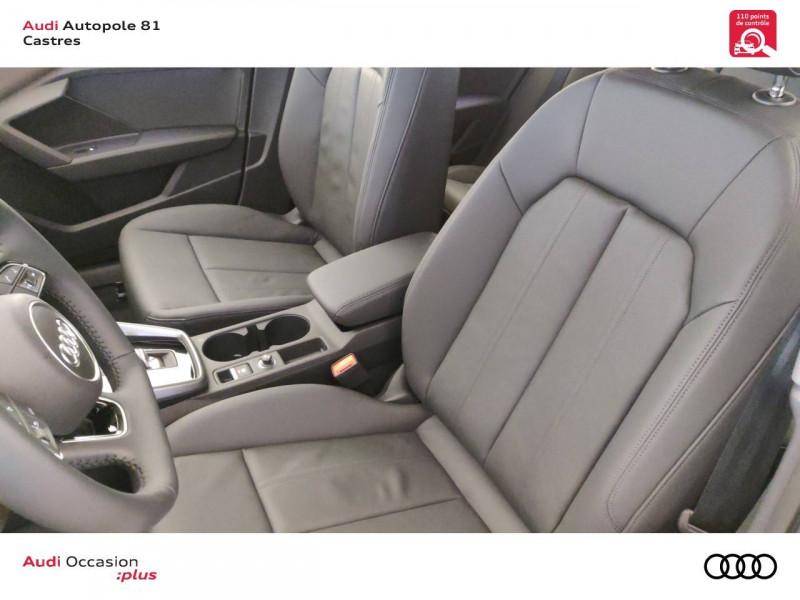 Audi A3 Sportback A3 Sportback 35 TDI 150 S tronic 7 Design Luxe 5p Gris occasion à Castres - photo n°11