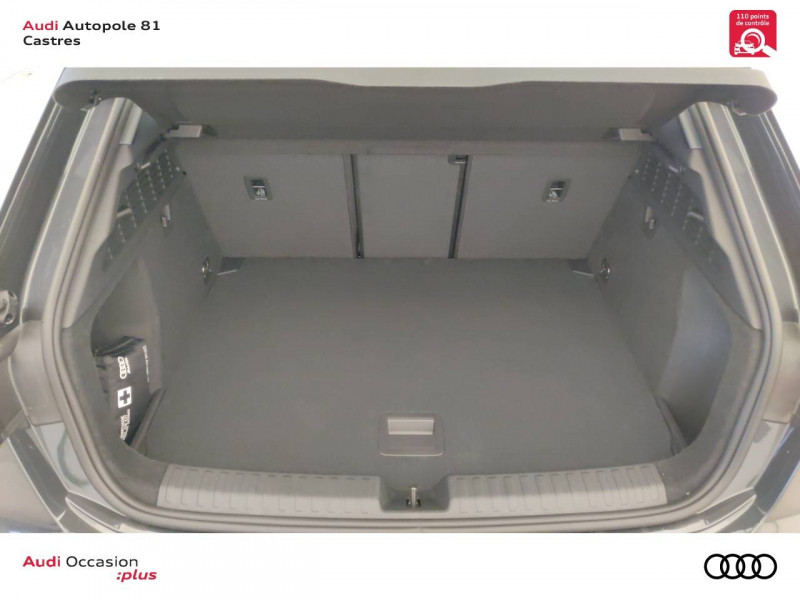 Audi A3 Sportback A3 Sportback 35 TDI 150 S tronic 7 Design Luxe 5p Gris occasion à Castres - photo n°9