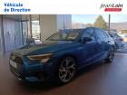 Audi A3 Sportback A3 Sportback 35 TDI 150 S tronic 7 Design Luxe 5p Bleu à Cessy 01