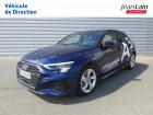 Audi A3 Sportback A3 Sportback 35 TDI 150 S tronic 7 S line 5p Bleu à Ville-la-Grand 74