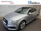 Audi A3 Sportback A3 Sportback 35 TDI 150 S tronic 7 S Line Plus 5p Argent à Cessy 01