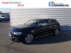 Audi A3 Sportback A3 Sportback 35 TDI 150 S tronic 7 S Line Plus 5p Noir à Cessy 01