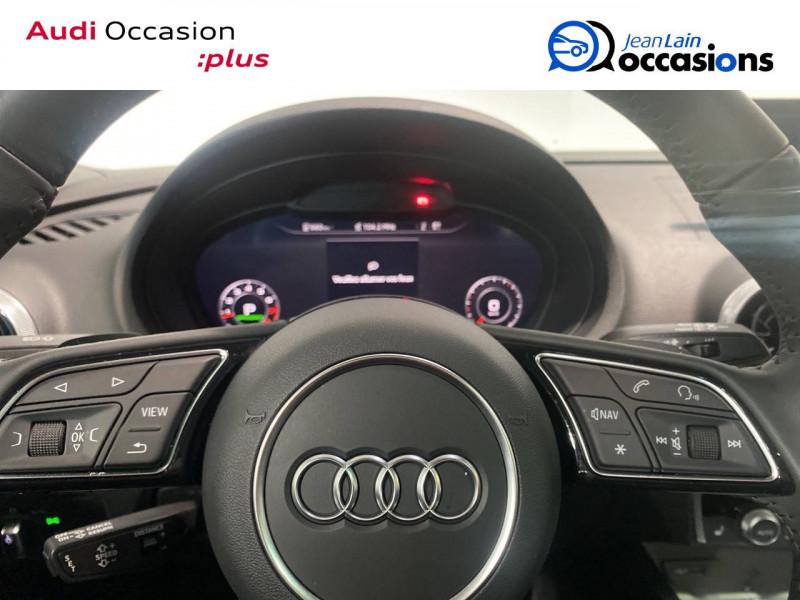 Audi A3 Sportback A3 Sportback 35 TFSI 150 Design Luxe 5p Blanc occasion à Seynod - photo n°12