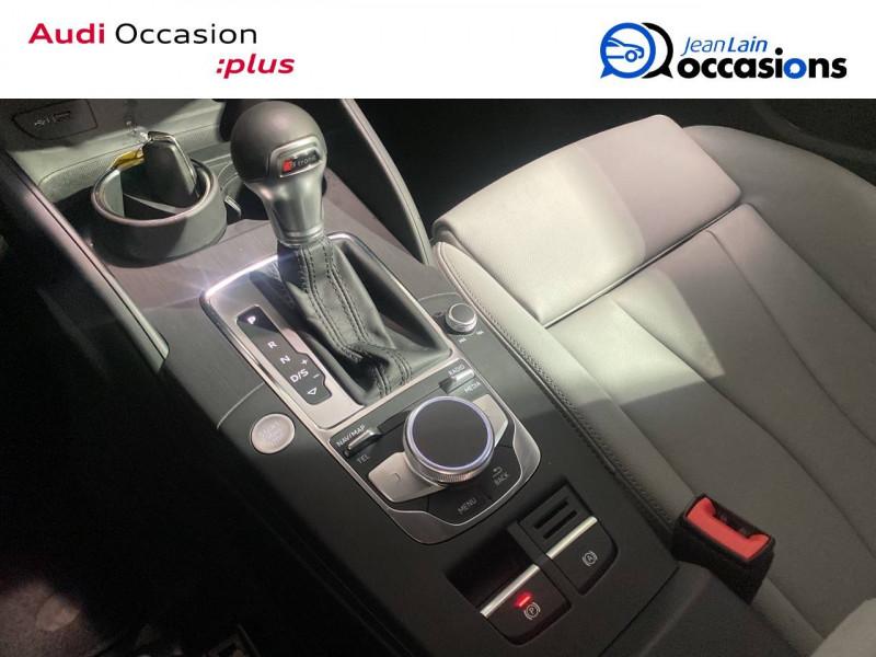 Audi A3 Sportback A3 Sportback 35 TFSI 150 Design Luxe 5p Blanc occasion à Seynod - photo n°13