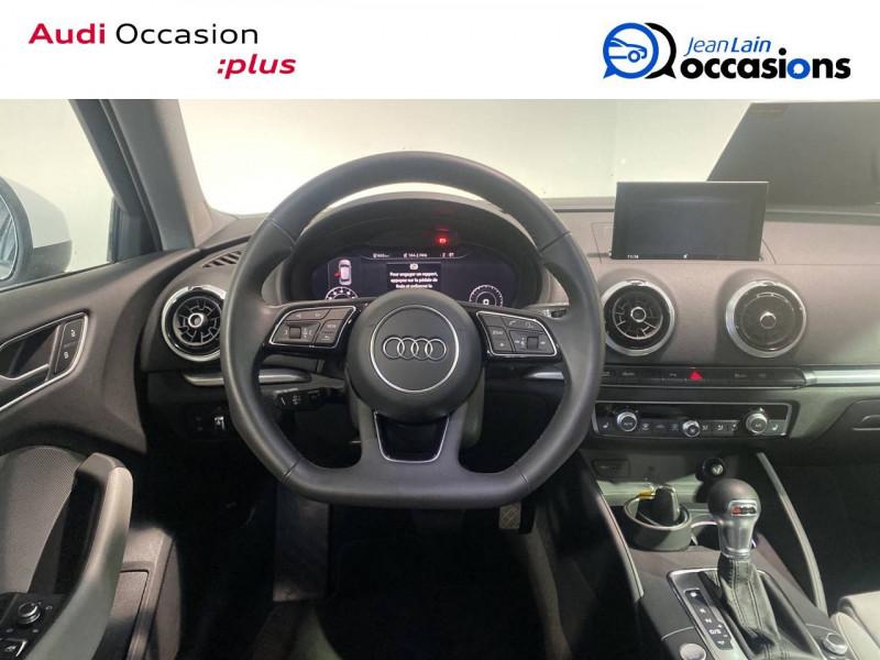 Audi A3 Sportback A3 Sportback 35 TFSI 150 Design Luxe 5p Blanc occasion à Seynod - photo n°11