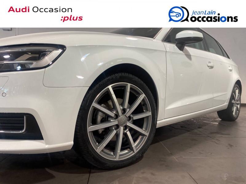 Audi A3 Sportback A3 Sportback 35 TFSI 150 Design Luxe 5p Blanc occasion à Seynod - photo n°9