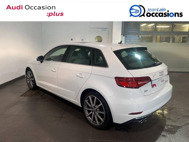 Audi A3 Sportback A3 Sportback 35 TFSI 150 Design Luxe 5p Blanc occasion à Seynod - photo n°7