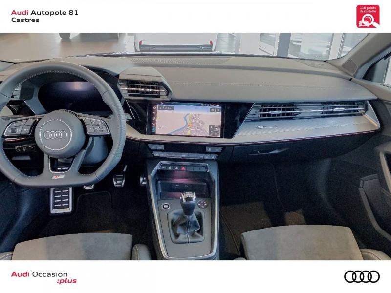 Audi A3 Sportback A3 Sportback 35 TFSI 150 S line 5p Bleu occasion à Castres - photo n°7