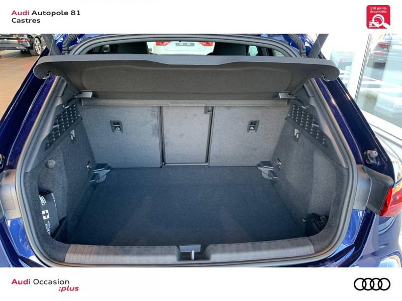 Audi A3 Sportback A3 Sportback 35 TFSI 150 S line 5p Bleu occasion à Castres - photo n°11