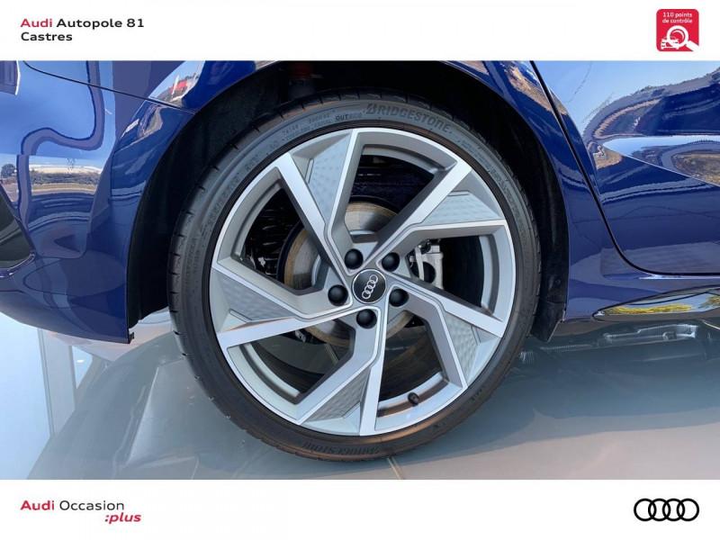 Audi A3 Sportback A3 Sportback 35 TFSI 150 S line 5p Bleu occasion à Castres - photo n°5