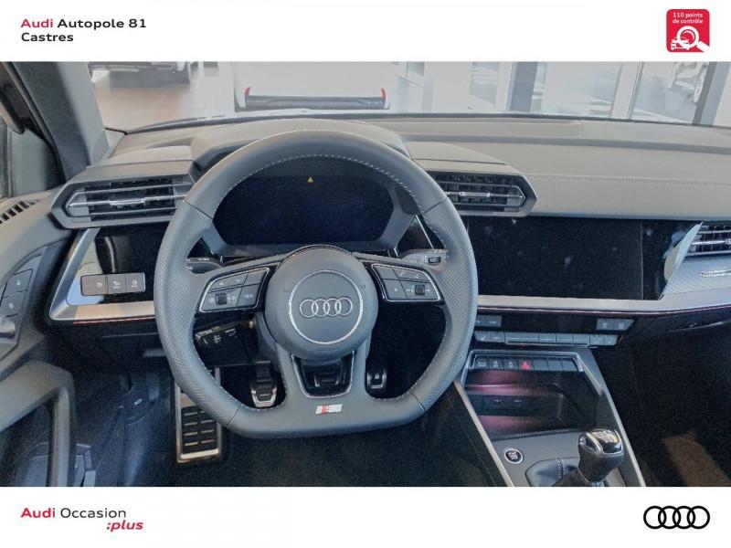 Audi A3 Sportback A3 Sportback 35 TFSI 150 S line 5p Bleu occasion à Castres - photo n°10