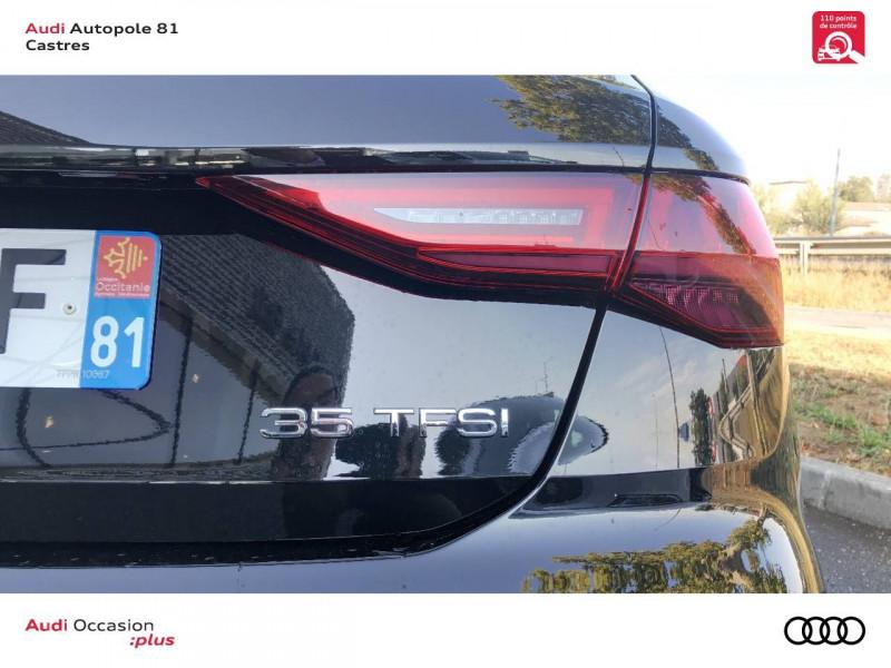 Audi A3 Sportback A3 Sportback 35 TFSI 150 S line 5p Noir occasion à Castres - photo n°8