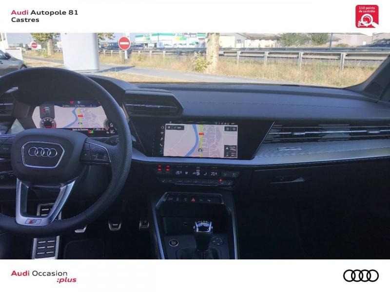Audi A3 Sportback A3 Sportback 35 TFSI 150 S line 5p Noir occasion à Castres - photo n°6