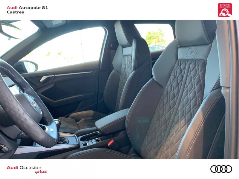 Audi A3 Sportback A3 Sportback 35 TFSI 150 S line 5p Bleu occasion à Castres - photo n°6