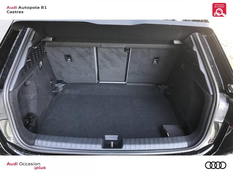 Audi A3 Sportback A3 Sportback 35 TFSI 150 S line 5p Noir occasion à Castres - photo n°10