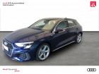Audi A3 Sportback A3 Sportback 35 TFSI 150 S line 5p Bleu à montauban 82