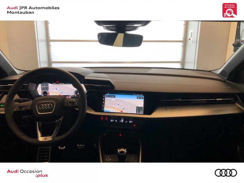 Audi A3 Sportback A3 Sportback 35 TFSI 150 S line 5p Bleu occasion à montauban - photo n°5