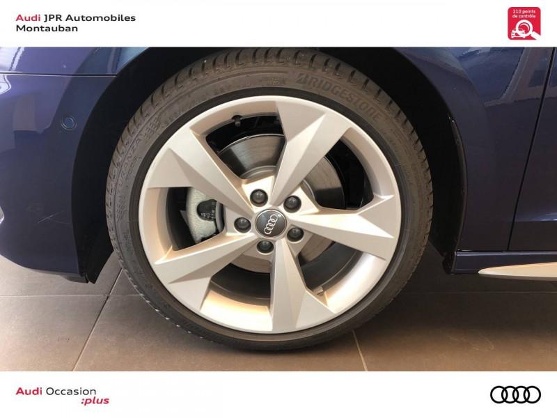 Audi A3 Sportback A3 Sportback 35 TFSI 150 S line 5p Bleu occasion à montauban - photo n°9