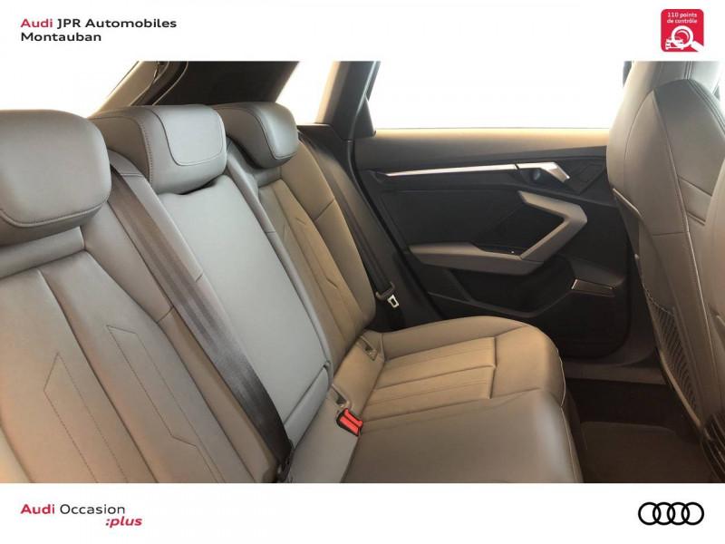 Audi A3 Sportback A3 Sportback 35 TFSI 150 S line 5p Bleu occasion à montauban - photo n°7