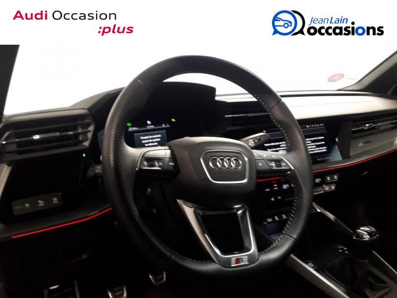 Audi A3 Sportback A3 Sportback 35 TFSI 150 S Line 5p Bleu occasion à Échirolles - photo n°12