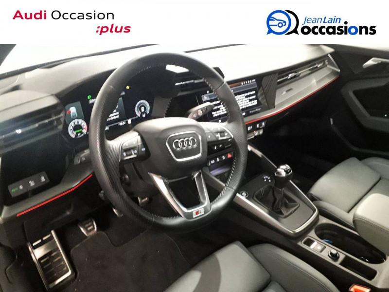 Audi A3 Sportback A3 Sportback 35 TFSI 150 S Line 5p Bleu occasion à Échirolles - photo n°11