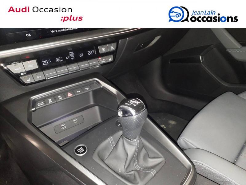 Audi A3 Sportback A3 Sportback 35 TFSI 150 S Line 5p Bleu occasion à Échirolles - photo n°13