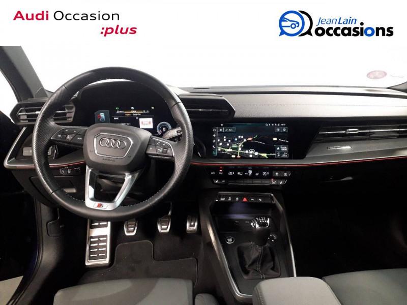 Audi A3 Sportback A3 Sportback 35 TFSI 150 S Line 5p Bleu occasion à Échirolles - photo n°18