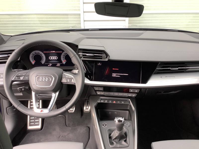 Audi A3 Sportback A3 Sportback 35 TFSI 150 S line 5p  occasion à Échirolles - photo n°9