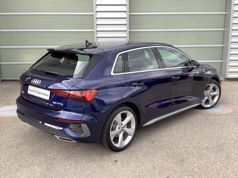 Audi A3 Sportback A3 Sportback 35 TFSI 150 S line 5p  occasion à Échirolles - photo n°3