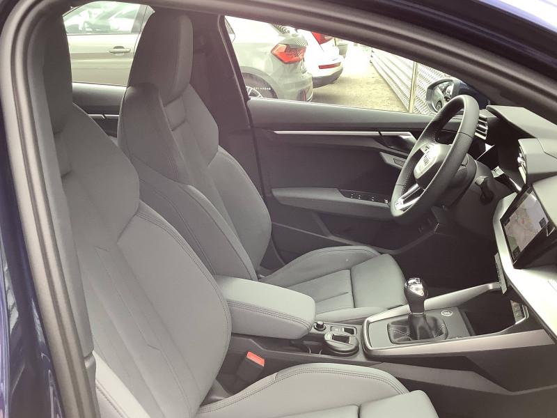 Audi A3 Sportback A3 Sportback 35 TFSI 150 S line 5p  occasion à Échirolles - photo n°8