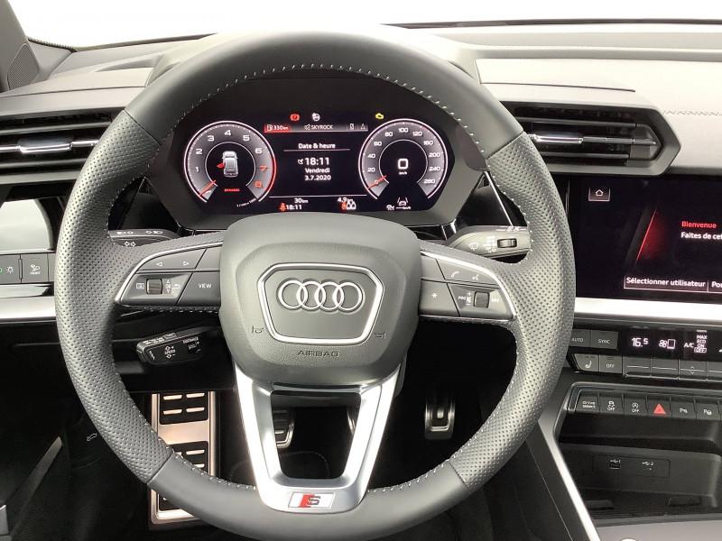 Audi A3 Sportback A3 Sportback 35 TFSI 150 S line 5p  occasion à Échirolles - photo n°10