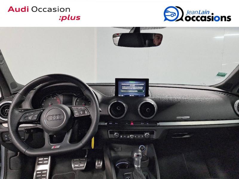 Audi A3 Sportback A3 Sportback 35 TFSI CoD 150 S tronic 7 S Line 5p Gris occasion à La Motte-Servolex - photo n°18