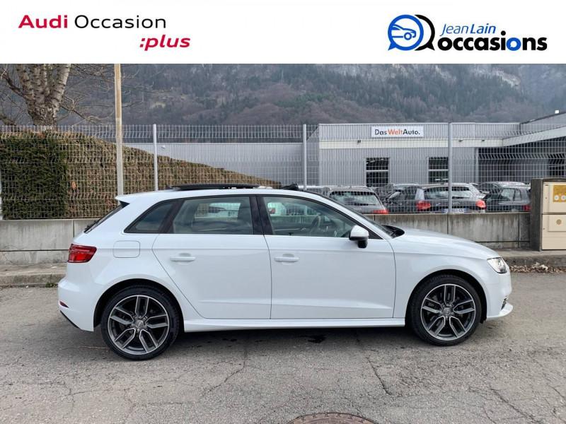 Audi A3 Sportback A3 Sportback 40 e-tron 204 S tronic 6 Design Luxe 5p Blanc occasion à Seynod - photo n°4