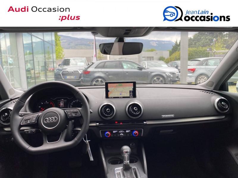 Audi A3 Sportback A3 Sportback 40 TDI 184 S tronic 7 Quattro Sport Limited 5p Blanc occasion à Échirolles - photo n°14