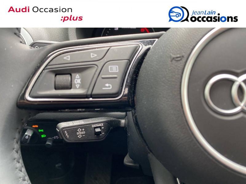 Audi A3 Sportback A3 Sportback 40 TDI 184 S tronic 7 Quattro Sport Limited 5p Blanc occasion à Échirolles - photo n°8