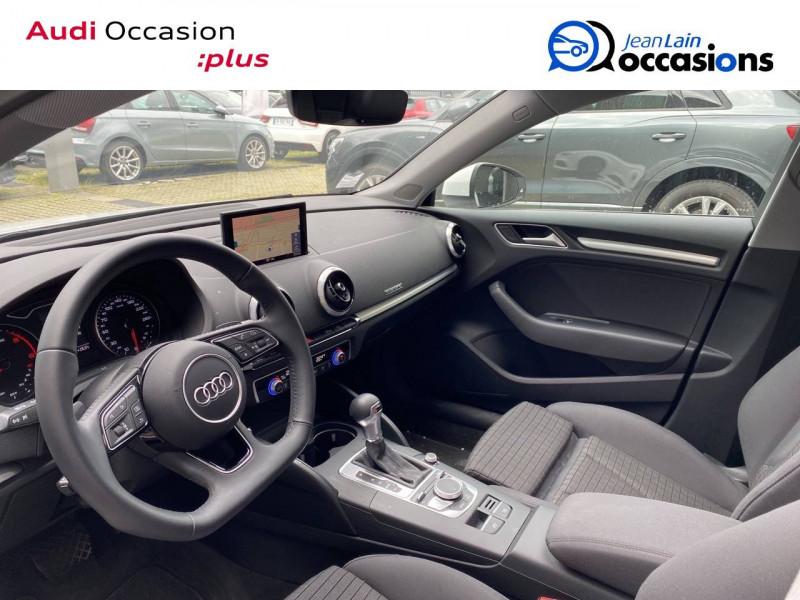 Audi A3 Sportback A3 Sportback 40 TDI 184 S tronic 7 Quattro Sport Limited 5p Blanc occasion à Échirolles - photo n°7