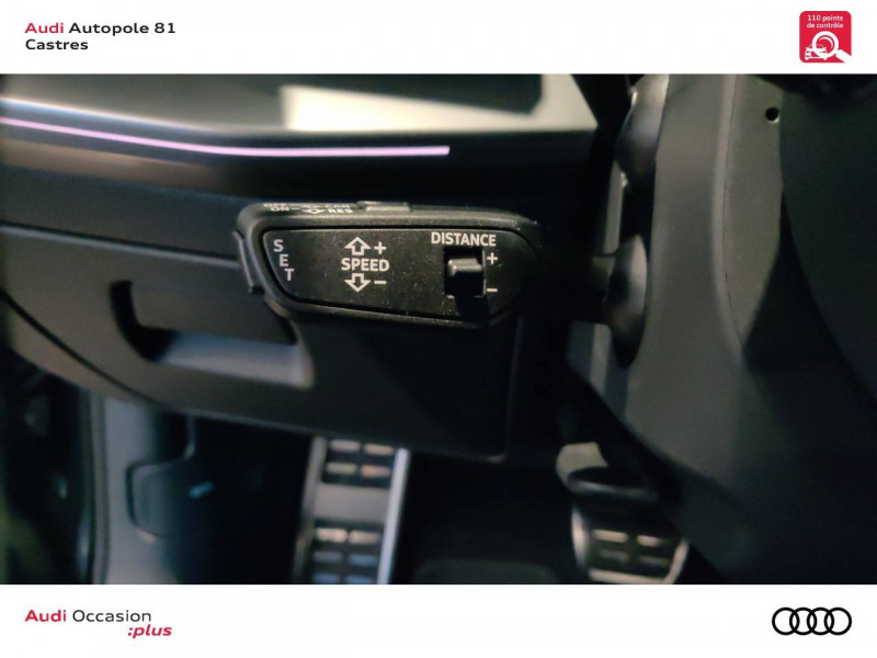Audi A3 Sportback A3 Sportback 40 TFSIe 204 S Tronic 6 S Line 5p Gris occasion à Castres - photo n°9