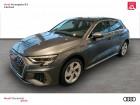 Audi A3 Sportback A3 Sportback 40 TFSIe 204 S Tronic 6 S Line 5p Gris à Castres 81