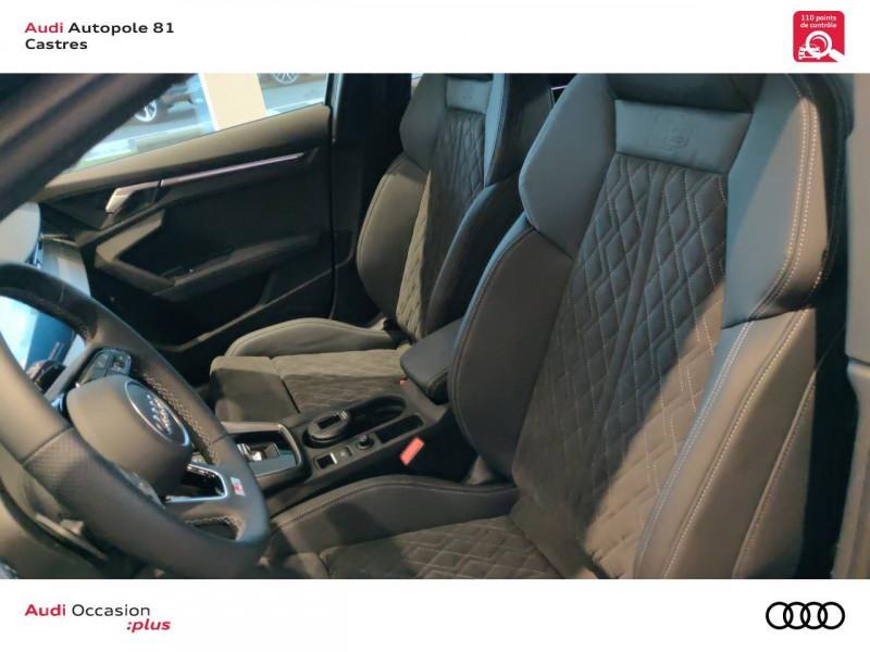 Audi A3 Sportback A3 Sportback 40 TFSIe 204 S Tronic 6 S Line 5p Gris occasion à Castres - photo n°6