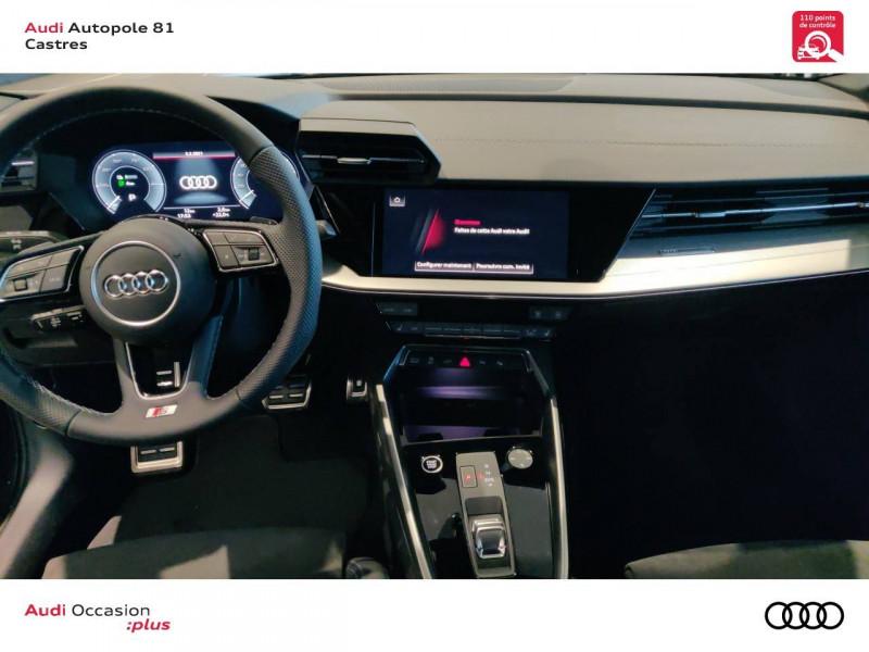 Audi A3 Sportback A3 Sportback 40 TFSIe 204 S Tronic 6 S Line 5p Gris occasion à Castres - photo n°5
